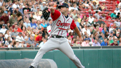 Left-hander Scott Diamond is 4-0 with a 2.41 ERA in nine Triple-A starts.