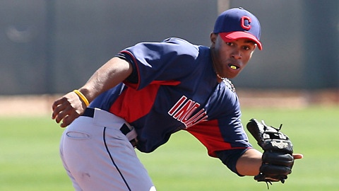 Francisco Lindor will look to make light work of the Midwest League.