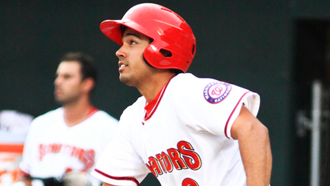Anthony Rendon has four homers in 29 Minor Leagues this season.